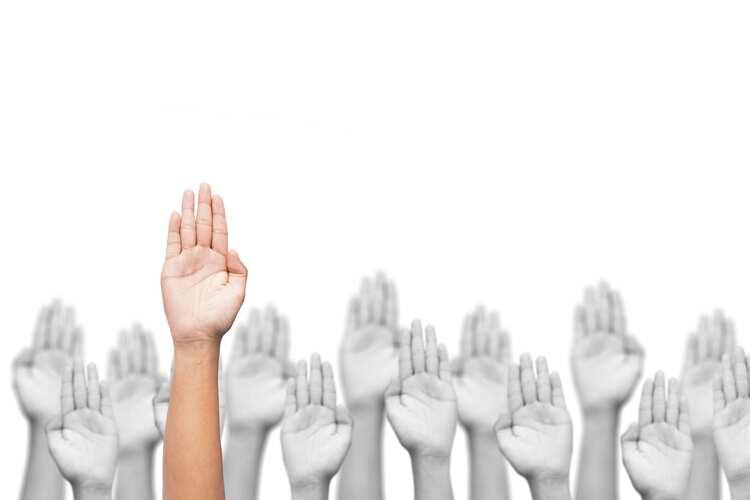 голосование на общем собрании акционеров